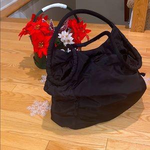 Black indigo bag 💜